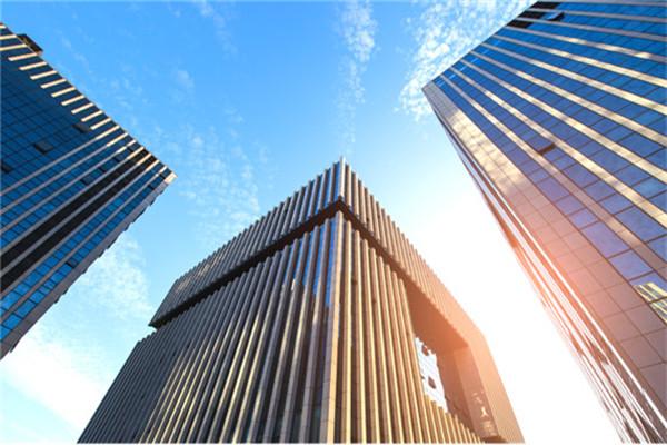 145团国税局每年大楼清洁玻璃