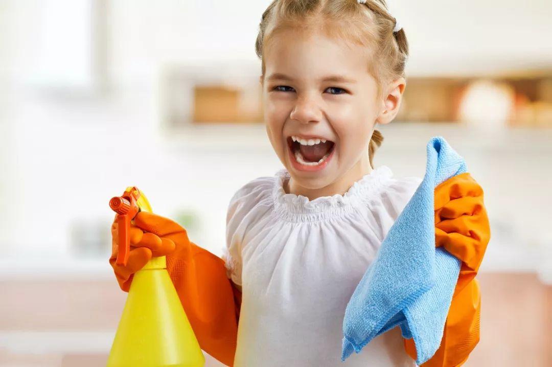 做家务的小工具,物尽其用其实很简单→