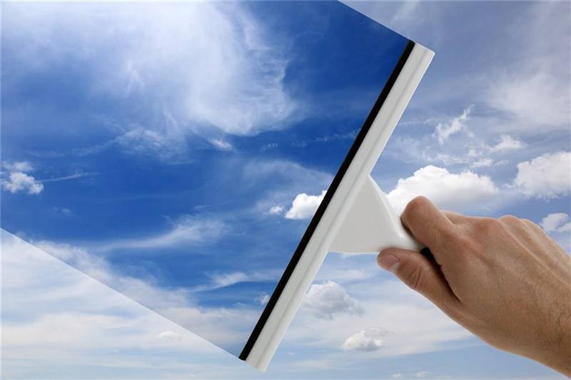 摩擦摩擦——左擦右擦都擦不掉的玻璃污渍该怎么解决?