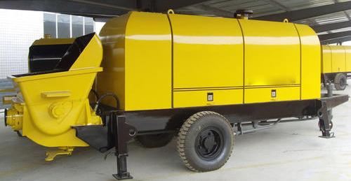 成都混凝土输送泵的常见故障介绍,你踩雷了吗