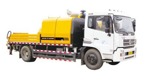 成都混凝土车载泵