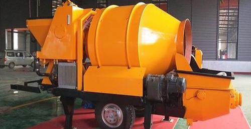 混凝土输送泵定损注意事项介绍