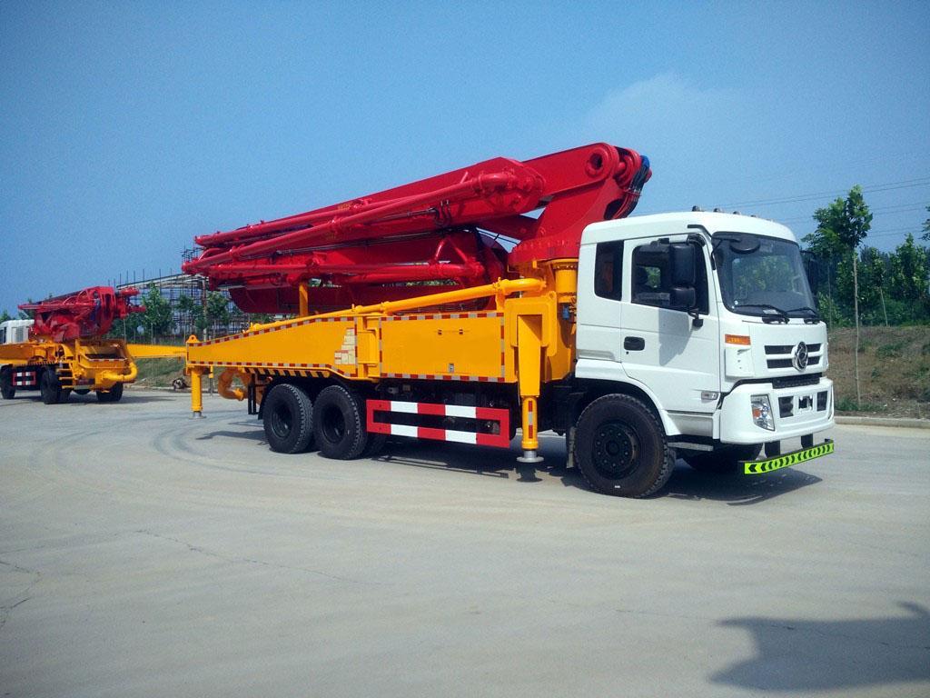 选购成都混凝土车载泵应注意哪些事项?