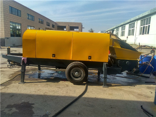 成都混凝土输送泵