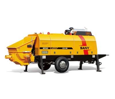 你知道成都混凝土输送泵的优点吗?