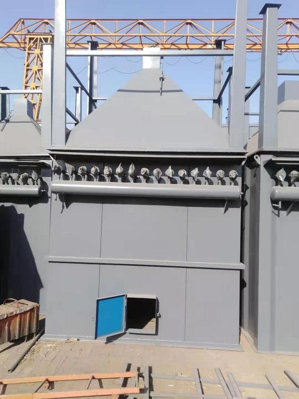 灰斗比较严重积灰后,除尘器设备摩擦阻力会扩大