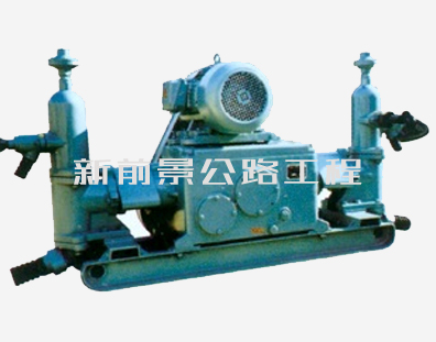 2UB6型压浆机