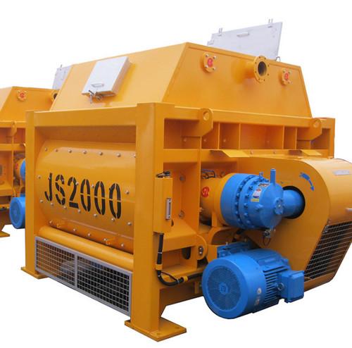 JS2000型搅拌机