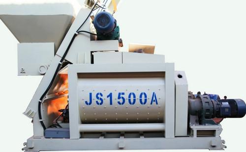 河南混凝土搅拌机价格-JS1500