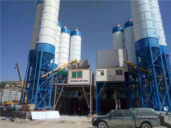 混凝土搅拌站产生的工业废水,该怎么处理呢?