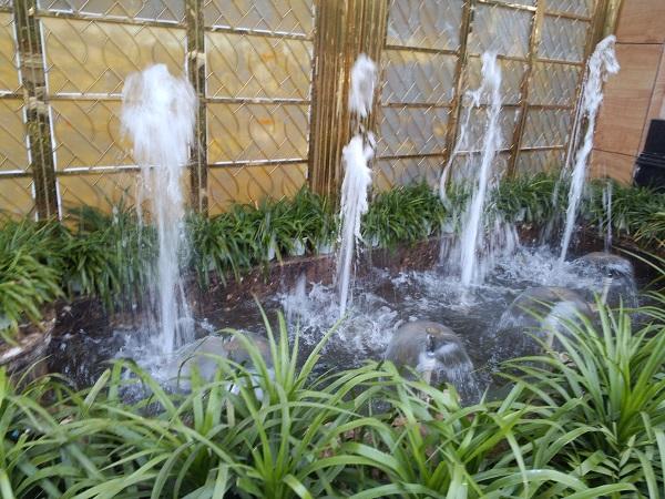 四川水景喷泉设计公司