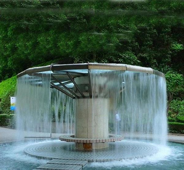 四川水景喷泉设计