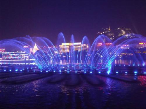 四川音乐喷泉使用一段时间之后一定要保养
