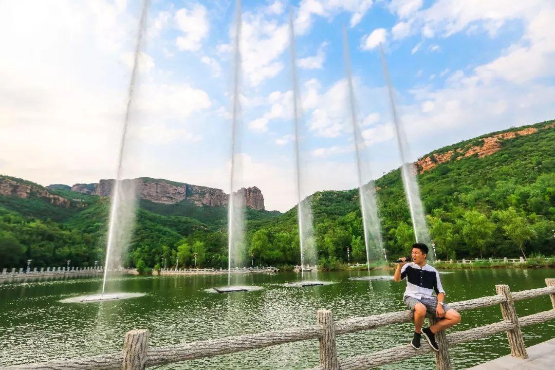 互动娱乐喷泉
