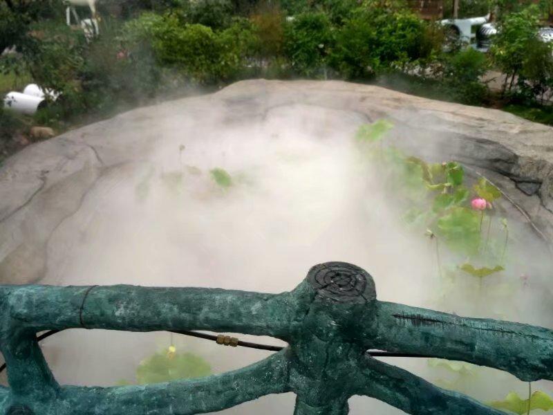 景观喷雾公司