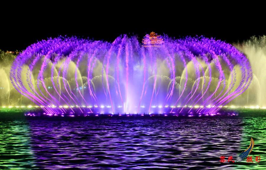 四川大型音乐喷泉公司