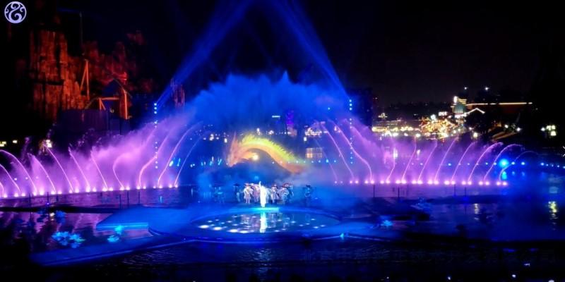 四川喷泉设计水幕电影原理