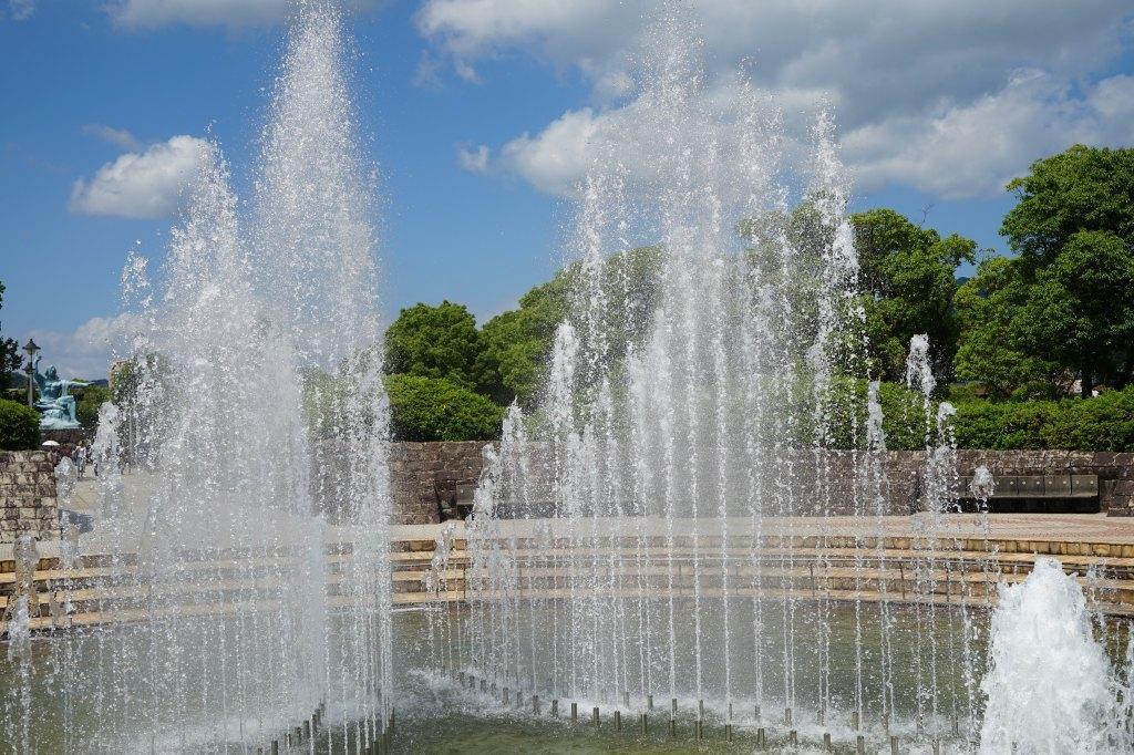 四川大型公园喷泉