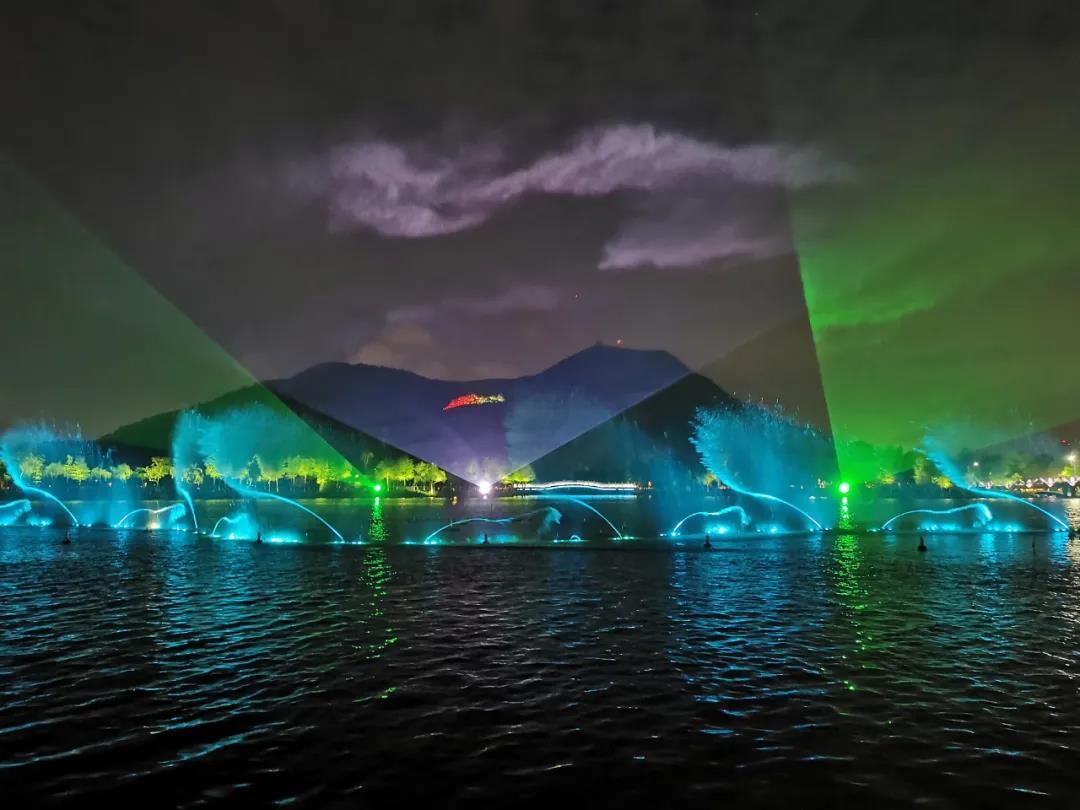 四川音乐喷泉施工