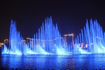 四川喷泉在城市建设中的应用和发展