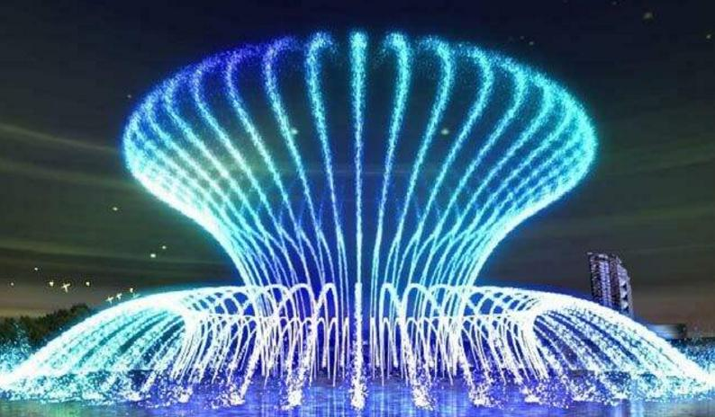 说说四川音乐喷泉对水型的处理模式有哪些?