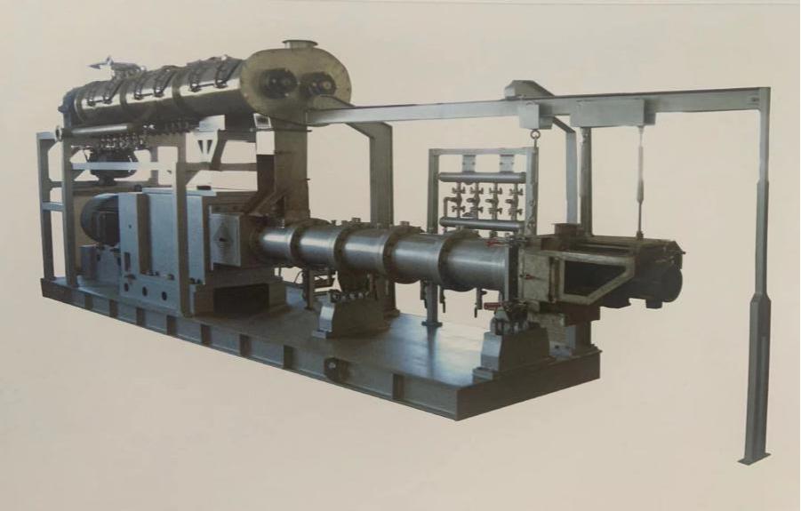 大米膨化机