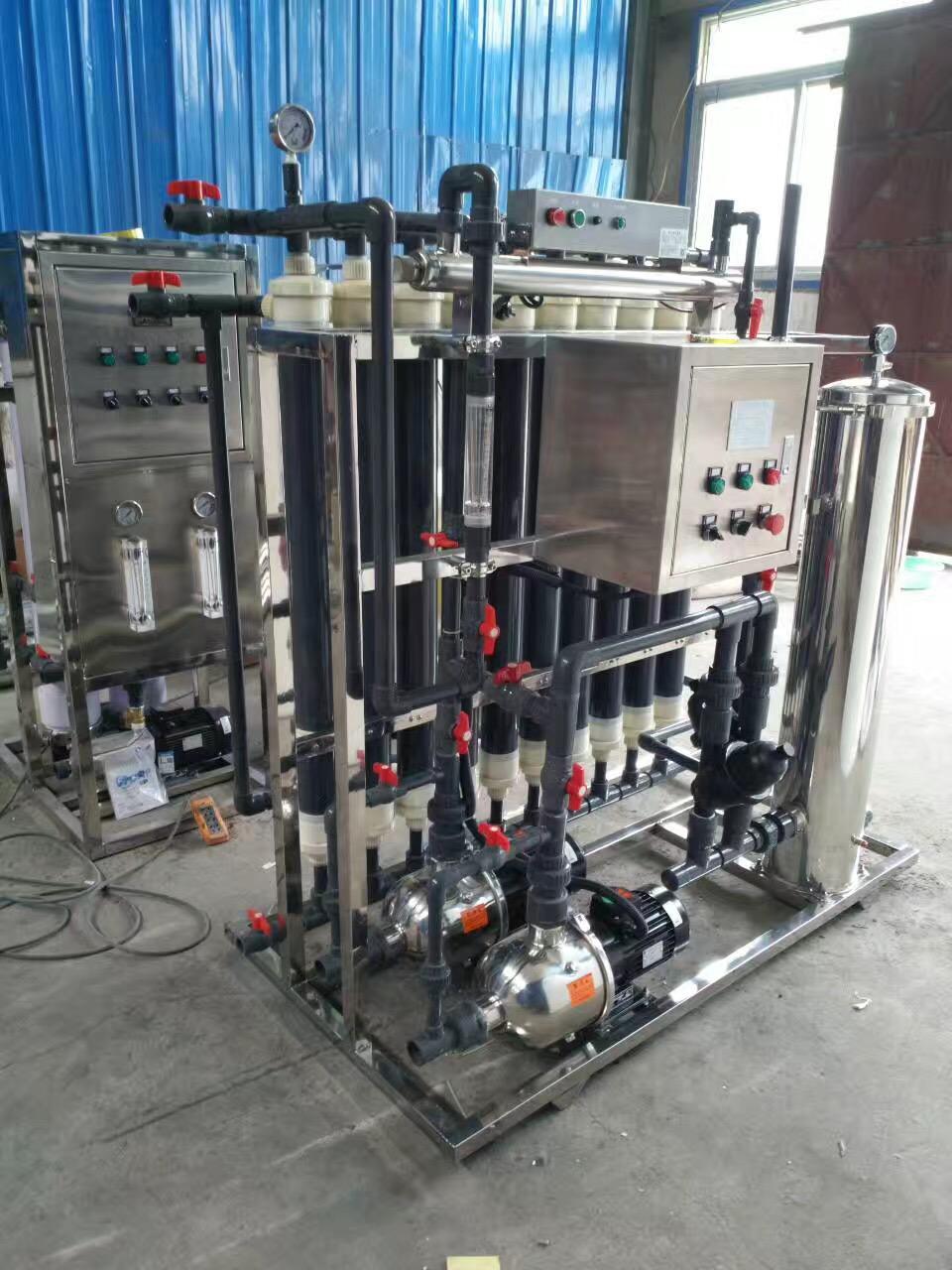 长武县生活饮用水超滤设备