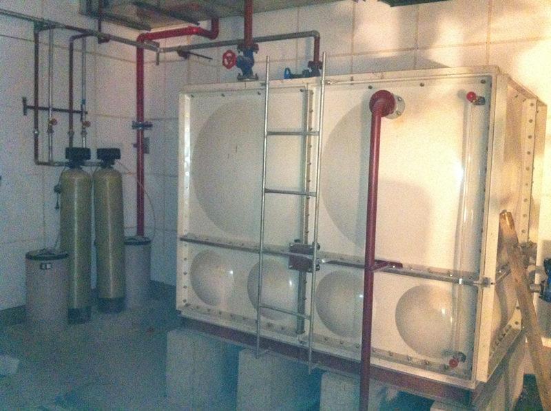 西安玻璃钢水箱厂家