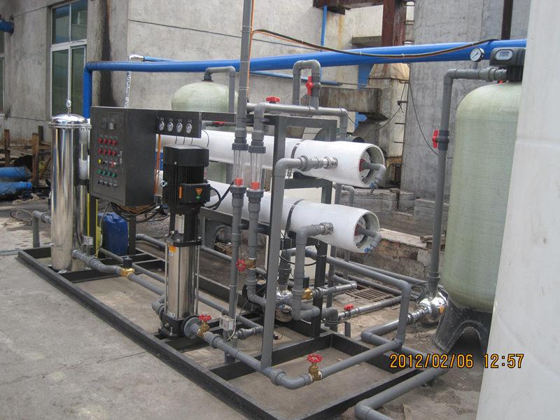 原来纯水处理的基础工艺是这些,跟西安净化水设备厂来了解