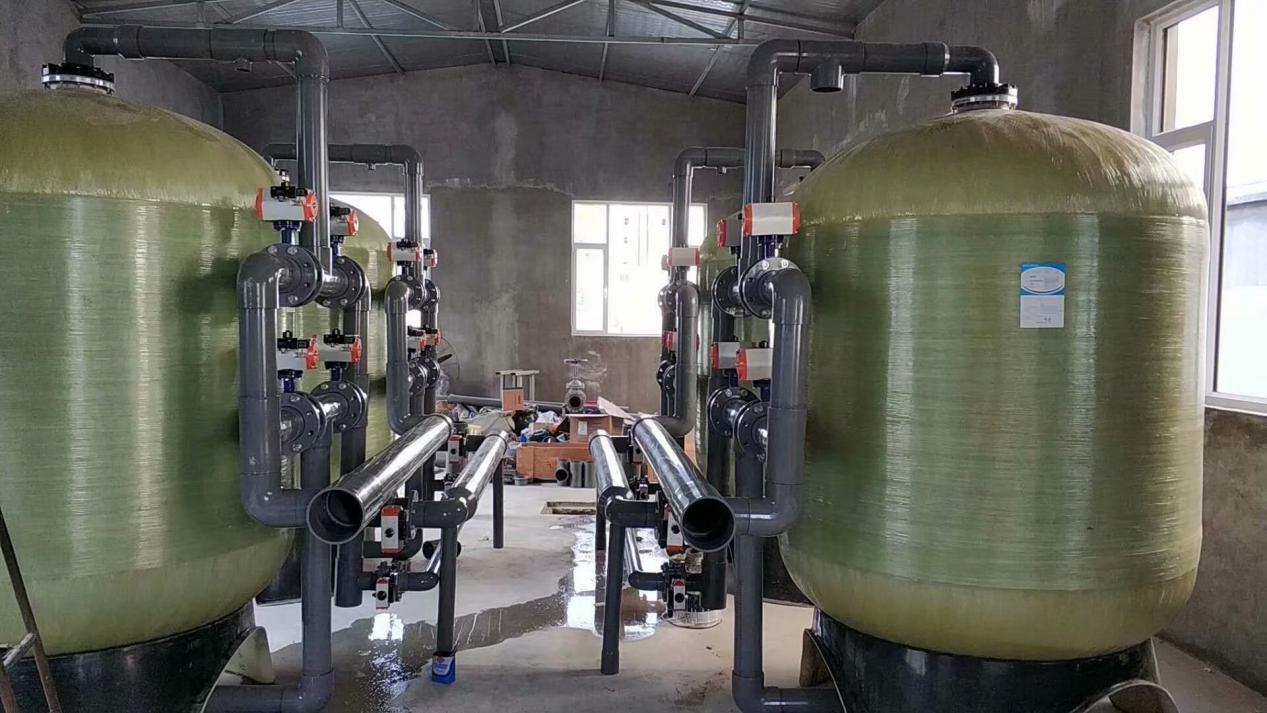 西安铁锰过滤器厂家
