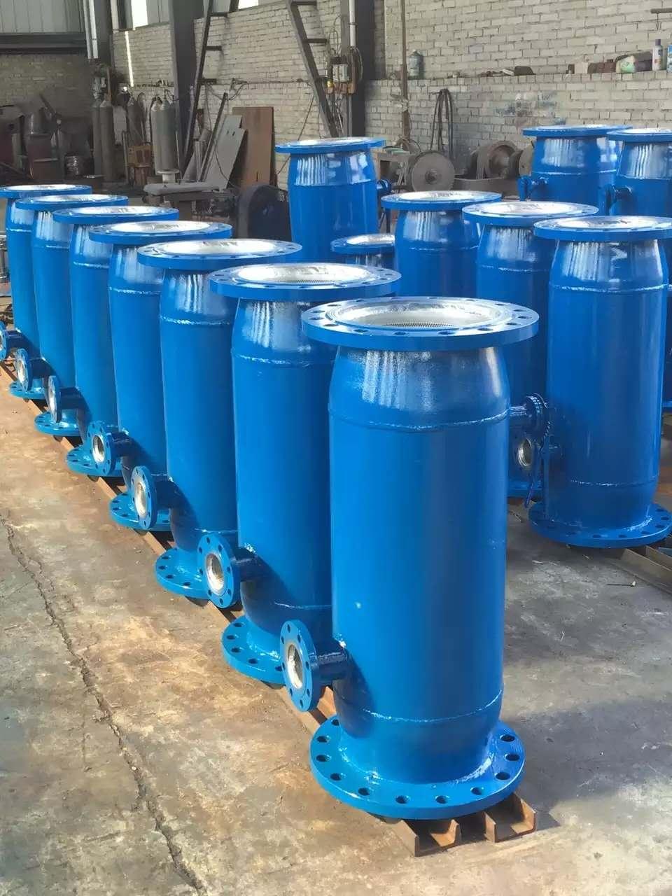 西安反冲洗排污过滤器厂家
