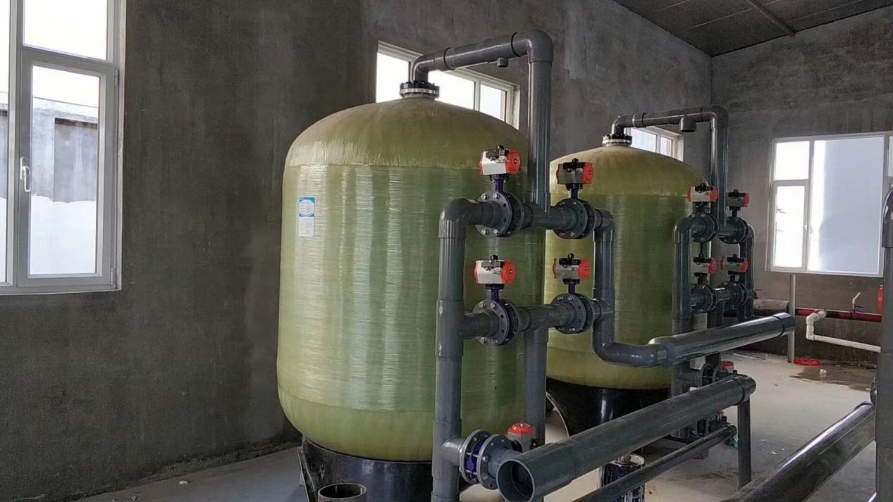 西安海绵铁除氧器