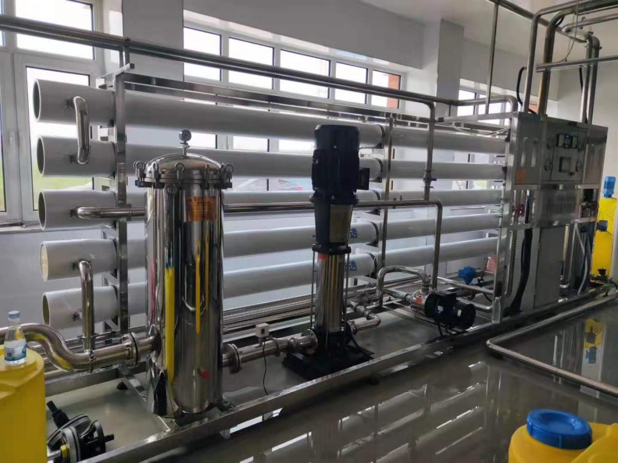 西安净化水设备安装