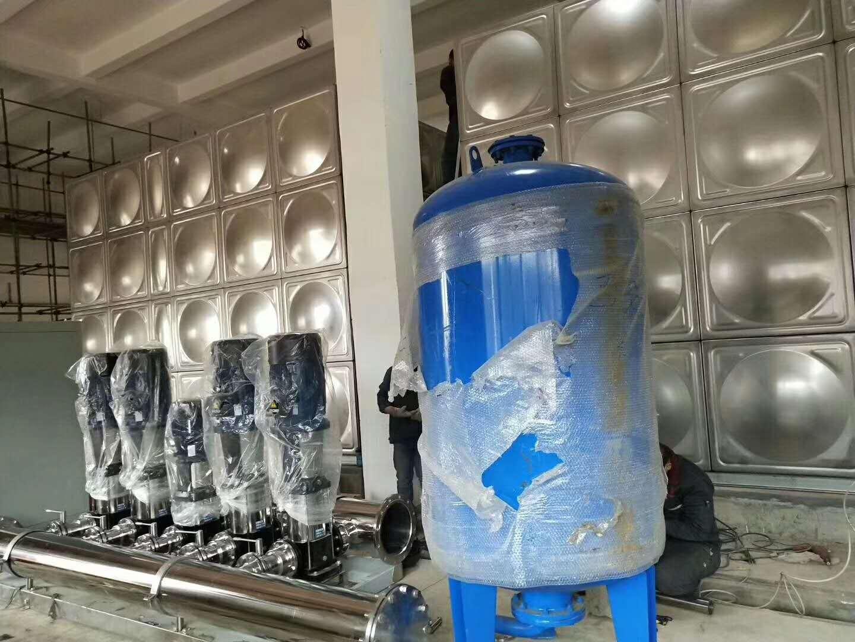 西安变频供水设备安装