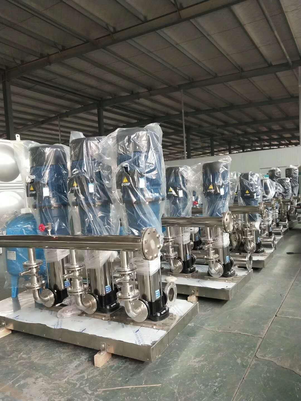 变频供水设备生产