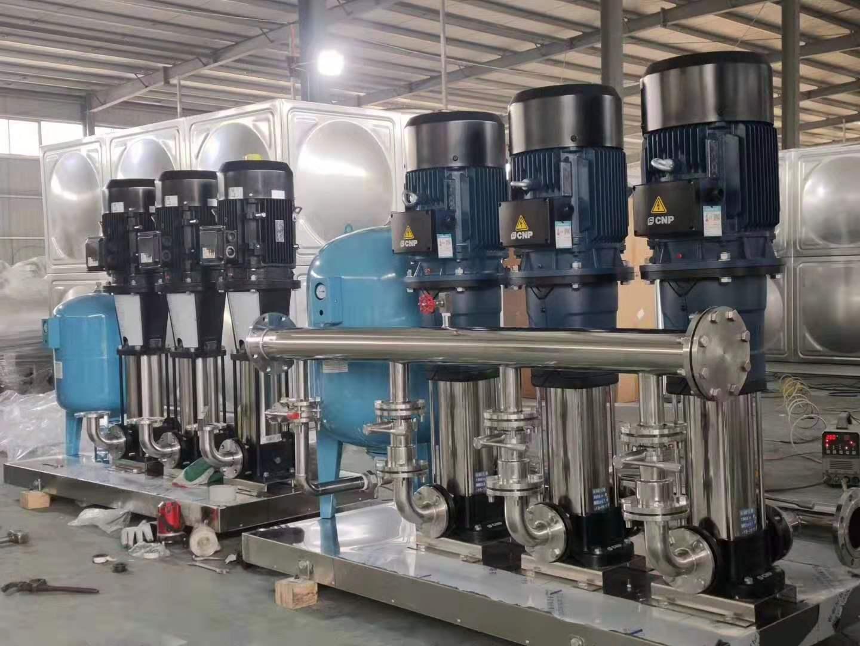 西安变频供水设备厂家