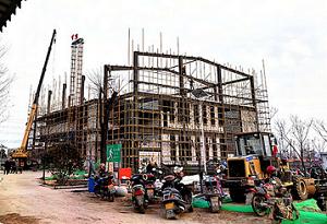陕西钢结构厂房