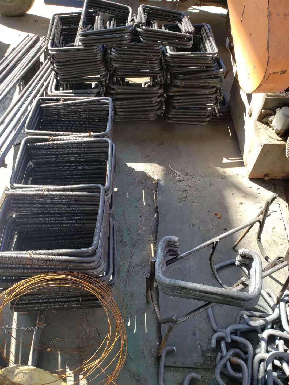 悬梁挑架U型固定螺栓/U型螺杆