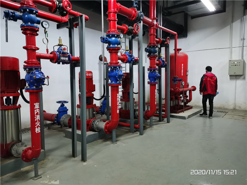 建筑消防设施检测项目内容
