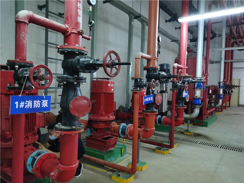 消防设施维修工程