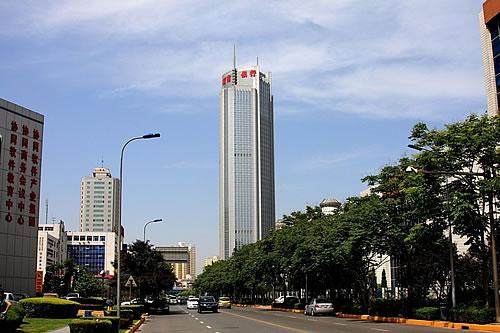 招商银行大厦 (2)