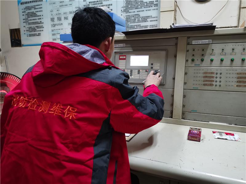 西安消防检测