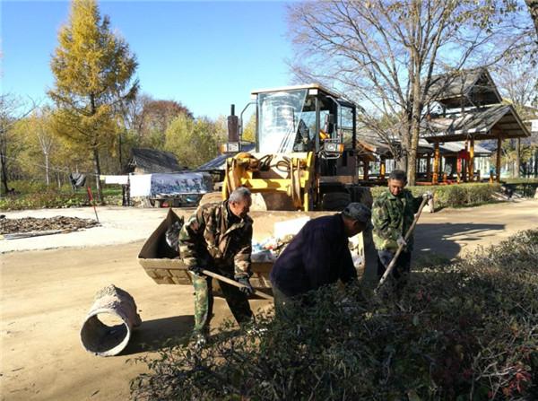 榆林生活垃圾清理