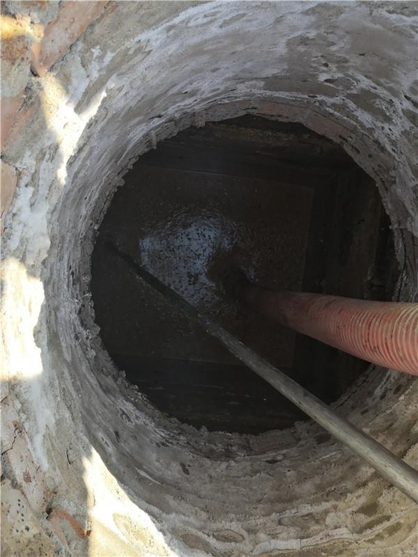 榆林化粪池清理