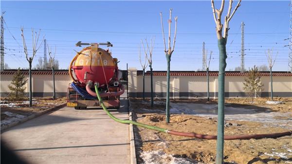 榆林污水清运处理