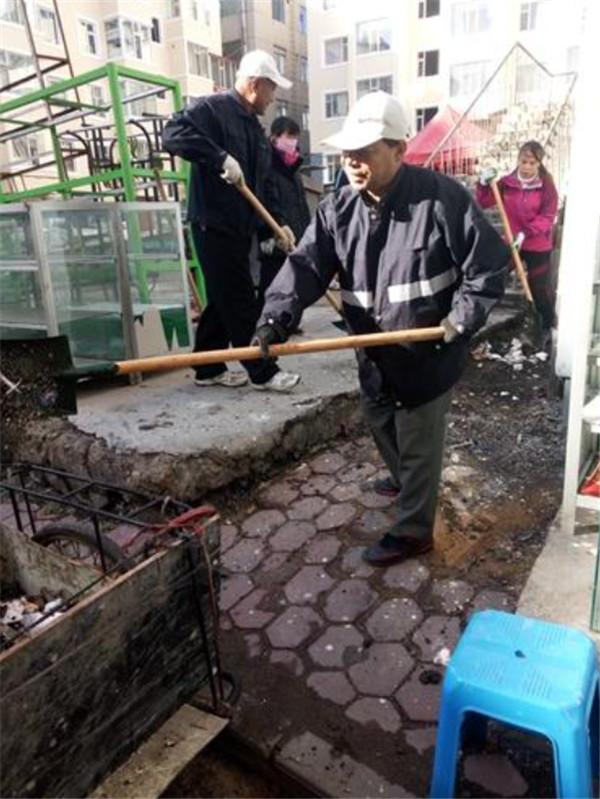 榆林建筑垃圾清理