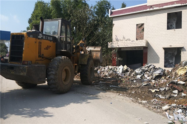 跟榆林常全慧民环卫编辑一起去了解下建筑垃圾处理的几种主要方式吧