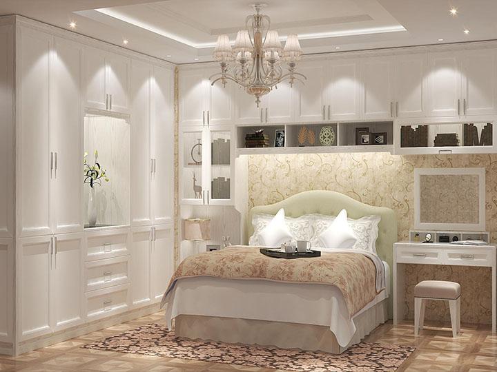 延安卧室装修