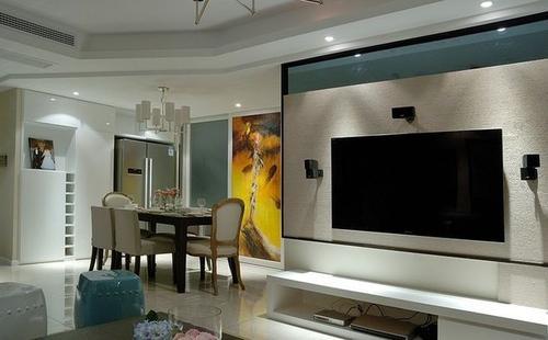 延安家装设计时电视背景墙装修的常见误区,不要烧钱.后还后悔!