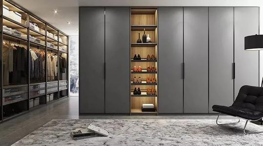 延安家具设计之定制衣柜,马虎不得,延安家装设计衣柜安装攻略,值得一看!